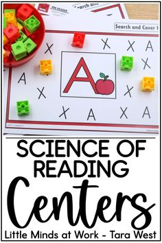 Wondering how to get started using guided phonics and decodable readers with young students? This post about the Science of Reading is full of tips and resources to make teaching phonics and reading simple and fun! Click the pin to learn about using phonic centers and decodable readers!