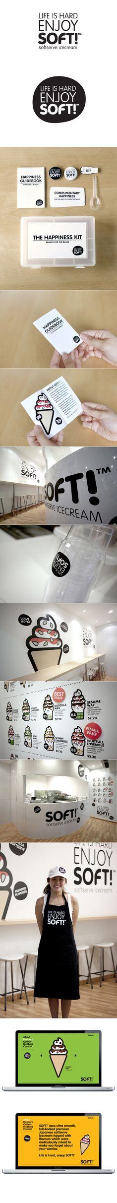 SoftTM branding by Bravo Company