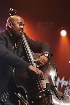 Christian McBride - maybe the top bassist working today