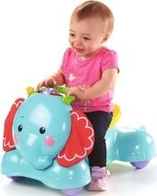 Fisher-Price® 3-In-1 Bounce, Stride & Ride Elephant from Sears Catalogue $64.99