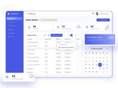 Dashboard Ui, Dashboard Design, Ui Ux Design, Images Harry Potter, Retail Pos System, Ui Components, Layout, Screen Design, User Interface Design