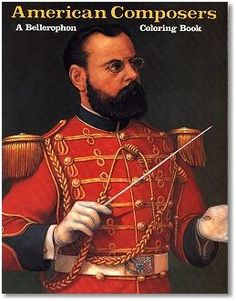 John Phillip Sousa.  Greatest marching band composer of all time.