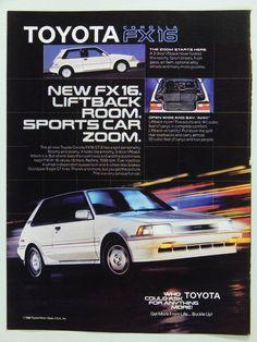 toyota corolla fx16 toyota fx16 gts pinterest toyota jdm and ae86 rh pinterest com Turbo Toyota FX16 1987 Toyota Corolla FX16