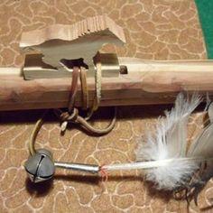 A Simple Native American Sumac Flute: Native American Music, Native American Crafts, Native American Fashion, Native American Indians, Indian Musical Instruments, Music Instruments, Flute Instrument, Native Flute, Flautas
