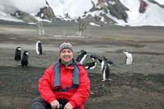 Lidia Bastianich Antarctica 2013