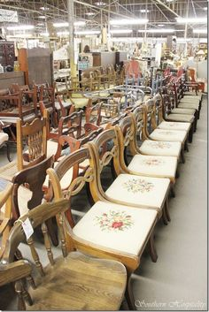 Tobacco Barn Antiques in Asheville, NC - another good reason to visit Asheville; great place to browse for antiques!!
