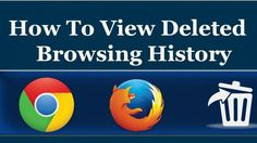 #Recover #DeletedHistory from browser,check here
