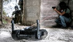 General Robotics Ltd., recently unveiled, DOGO, a lightweight tactical combat robot capable of carrying light weapons. Weighing roughly 26 pounds, DOGO was designed for Special...