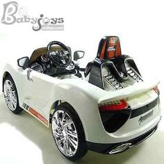 battery operated power cars: Battery Operated Riding Toys - Factors to Consider...