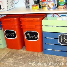 4 Super Pantry Clutter Busters to Keep Your Pantry Organized!
