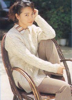 Wakamura Mayumi (若村麻由美) 1967-, Japanese Actress