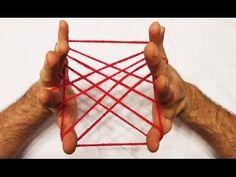 Fun Hammock String Figure/String Trick - Easy Tutorial