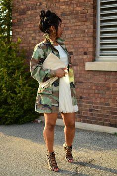 Black Girls Killing It - Fashion - Nigeria Source by latiahughes outfits for women Camo Fashion, Black Girl Fashion, Fashion Looks, Fashion Outfits, Womens Fashion, Fashion Trends, Cheap Fashion, Style Fashion, Fall Outfits