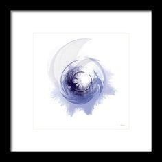 Third Eye Chakra - Wisdom, Imagination, Intuition. Framed Prints, Canvas Prints, Cornelius, Impressionist Paintings, Third Eye Chakra, Intuition, Imagination, Greeting Cards, Wisdom