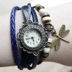 Female Models Classic Retro Watch Leather Watch by Handmadefancy, $19.99