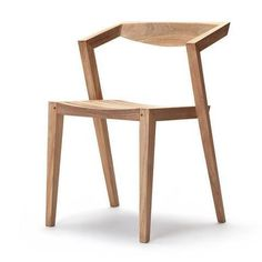 The Urban Dining Chair by Jakob Berg is made from unfinished teak with a teak slat seat. The Dining chair is perfect for outdoor use and is stackable up to 4 ch Outdoor Dining, Outdoor Chairs, Dining Chairs, Outdoor Seating, Dining Room, New Furniture, Furniture Design, Outdoor Furniture, Counter Stools