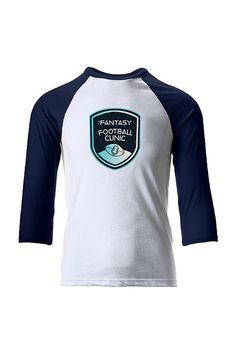 """""""We Fix Your Fantasy!""""The Fantasy Football Clinicis here to help meet your fantasy needs 24/7, 365 days a year. Help rep and support our brand byrocking the merch we have collaborated on with Veridian Global. You can follow theFantasy Football Clinicand our founders@FFCaporuscioand@FFAnnoniall on Twitter. Fantasy Football Advice, Clinic, Meet, Hoodies, Twitter, T Shirt, Supreme T Shirt, Sweatshirts, Tee Shirt"""
