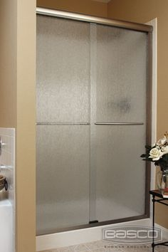 Frosted Sliding Shower Doors find another beautiful images bathroom with sliding shower doors