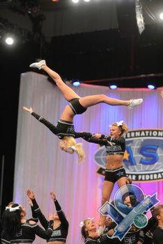 The 2013 Cheerleading Worlds South Elite Diamonds