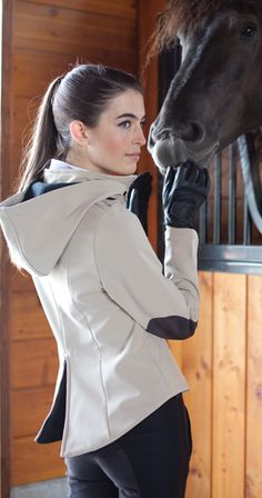 jacket by Asmar Equestrian www.iconadeironchi.com
