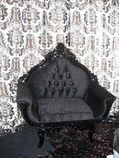 gothic arm chair