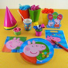 Una Mamma nel Web: Festa di compleanno Peppa Pig a costo zero