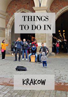 What to do in Krakow, Poland