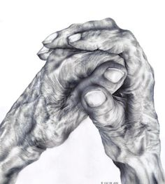 Drawing available in hi res for enlarging Feet Drawing, Drawing Hands, Pencil Drawings, Art Drawings, Hyperrealistic Drawing, Hand Drawing Reference, Art Diary, Old Hands, A Level Art