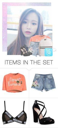 """""""x     eunsoo v app livestream   x"""" by x-anonymous-x ❤ liked on Polyvore featuring art"""