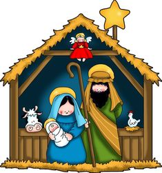 Nativity diy pinterest sunday school craft and holidays belen yellowcabnycheers solutioingenieria Gallery
