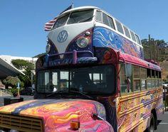 A bus bus