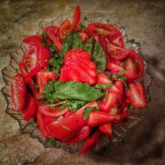Healty food salad
