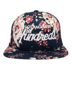 The Hundreds - Team Snapback Cap - $30