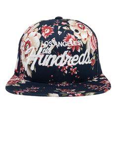 The Hundreds - Team Snapback Cap - $30