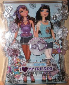 My Scene - I Love My Friends - Chelsea & Nolee | Flickr - Photo Sharing!