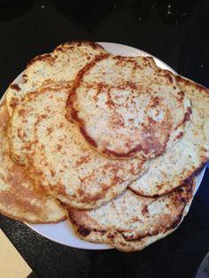Paleo Mexican Tortillas or Crepes
