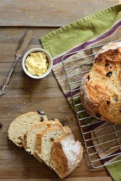 Irish Soda Bread    www.foodnessgracious.com