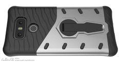 LG G6 nuevas imágenes para confirmar su diseño