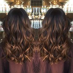 """150 Likes, 10 Comments - Balayage Specialist (@aimee_cuts_and_dyes) on Instagram: """"Caramel balayage #balayage #balayageombre #highlights #caramel #caramelbalayage…"""""""