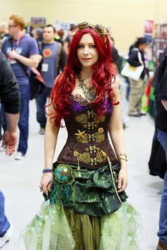 Steampunk Ariel (x)
