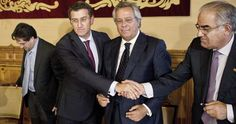Feijóo ve la salida a la crisis en el contrato con Pemex