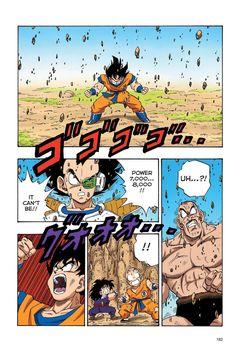 Read Dragon Ball Full Color - Saiyan Arc Chapter 30 Page 11 Online For Free Manga Dbz, Manga Dragon, Akira, Dragon Ball Z, Photo Dragon, Anime Echii, Fan Art, Manga Pages, Character Design