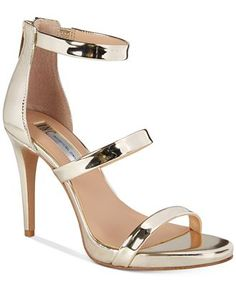 INC International Concepts Sadiee Strappy Dress Sandals, Only at Macy's - Women - Macy's