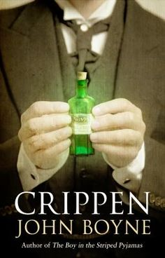 Another of John Boyne's novels, 'Crippen - A Novel of Murder' is Boyne's re-interpretation of the events which led to the hanging of Hawley Harvey Crippen for the murder of his wife, Cora. Request it here: http://www.elgar.govt.nz:80/record=b1165942~S1