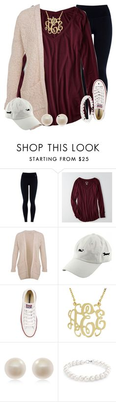 """""""Possible ootd tomorrow??"""" by carolinaprep137 ❤ liked on Polyvore featuring NIKE, American Eagle Outfitters, Miss Selfridge, Vineyard Vines, Converse, Links of London and Bling Jewelry"""