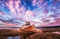The Inverness Boat Photo by Kelley Larsen -- National Geographic Your Shot