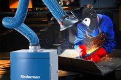 Nederman – как да подобрим работната среда | Тангра::Фирмен Блог