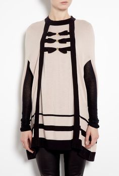 Alice By Temperley - Cabaret Knit Cape. $405. http://www.lyst.com/clothing/alice-by-temperley-cabaret-knit-cape/