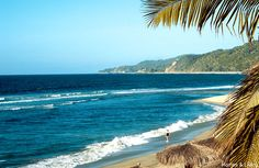 Sayulita is a surfer beach and a small town 35 minutes north of Puerto Vallarta, read more at: http://www.puertovallarta.net/what_to_do/sayulita-nayarit.php