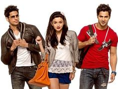 trailer of the movie student of the year